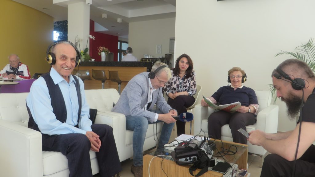 Radio Emisija Suncani Sat Hrt 2 Dom Za Starije I Nemocne Osobe
