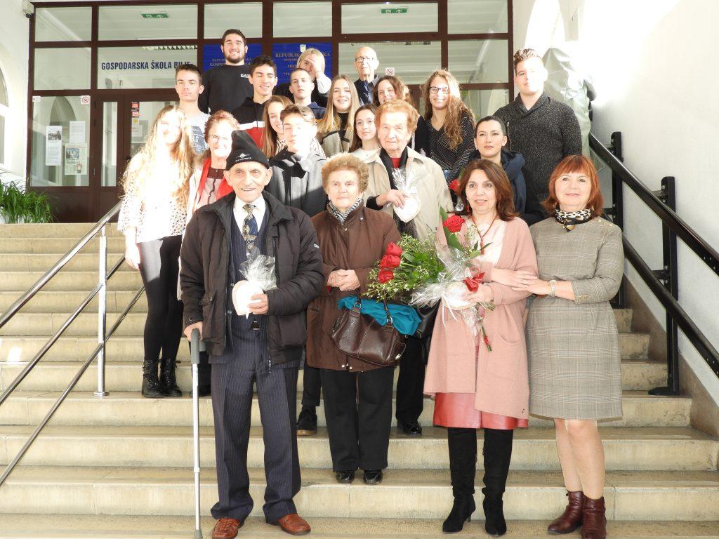 Pjesnički susret u SS ''Vladimir Gortan'' Buje